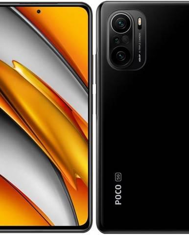 Mobilný telefón Poco F3 256 GB 5G čierny