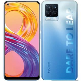 Mobilný telefón realme 8 Pro - Infinite Blue