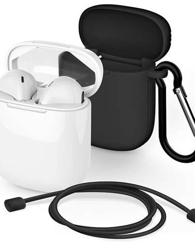 Slúchadlá Meliconi Safe Pods čierna/biela