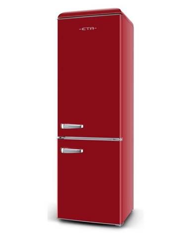 Kombinácia chladničky s mrazničkou ETA Storio 253190030E červen