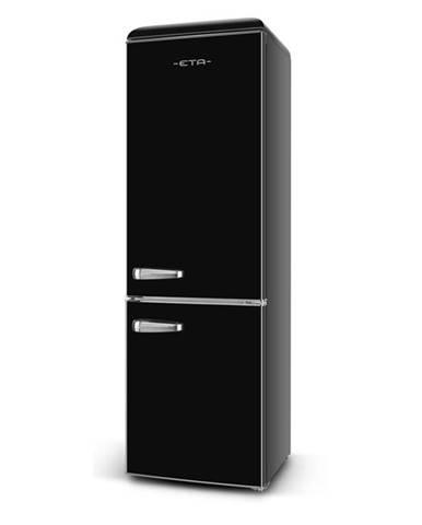 Kombinácia chladničky s mrazničkou ETA Storio 253290020E čierna