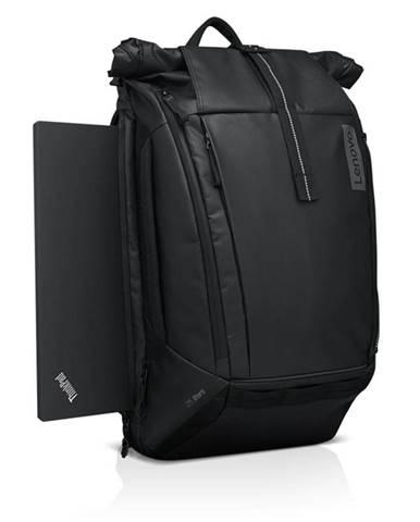 """Batoh na notebook  Lenovo Commuter Backpack pro 15,6"""" čierny"""