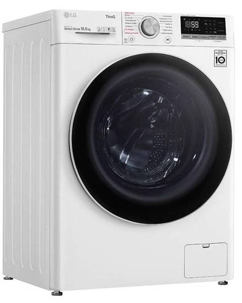 LG Práčka LG Vivace F4wv710p0e biela
