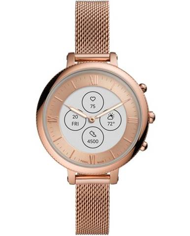 Inteligentné hodinky Fossil FTW7039 Monroe Hybrid HR 38mm
