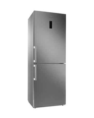 Kombinácia chladničky s mrazničkou Whirlpool WB70E 972 X nerez