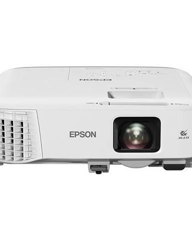 Projektor  Epson EB-980W biely