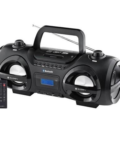 Rádioprijímač s CD Gogen Cdm425subt čierny/strieborn
