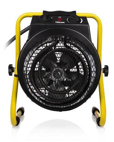 Teplovzdušný ventilátor Tristar KA-5062 čierny/žlt