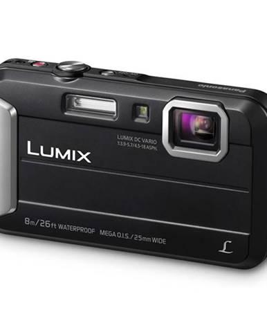 Digitálny fotoaparát Panasonic Lumix DMC-Ft30ep-K čierny