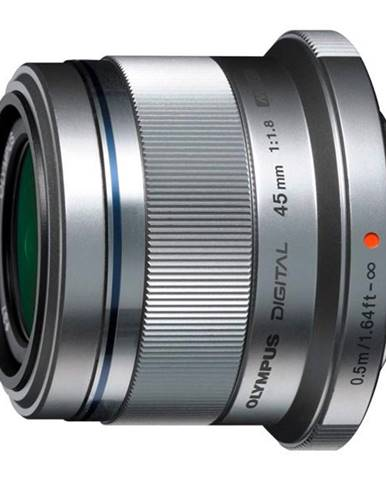 Objektív Olympus Zuiko Digital ET-M4518 strieborn
