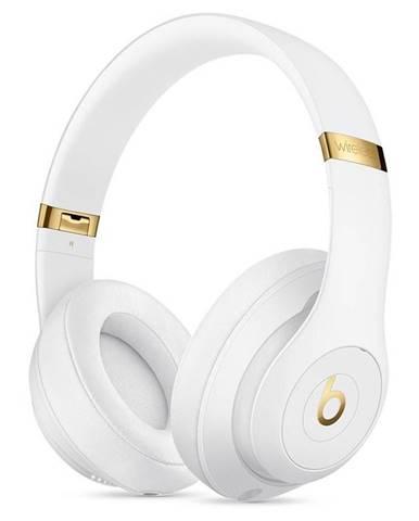 Slúchadlá Beats Studio3 Wireless biela