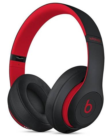 Slúchadlá Beats Studio3 Wireless čierna/červená
