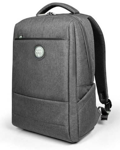 "Batoh na notebook  Port Designs Yosemite Eco XL na 15,6"" sivý"