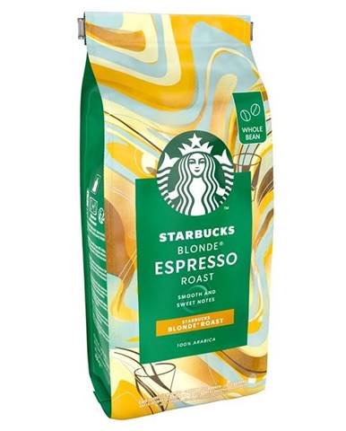 Káva zrnková Starbucks Blonde Espresso Roast 450 g