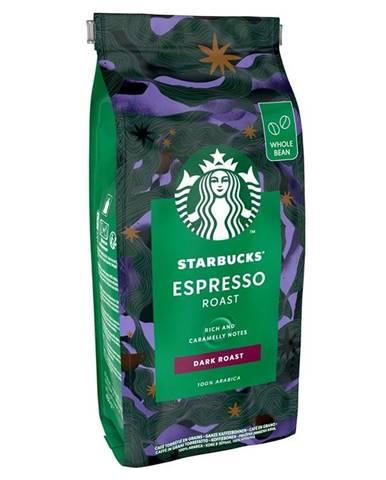 Káva zrnková Starbucks Espresso Roast 450 g