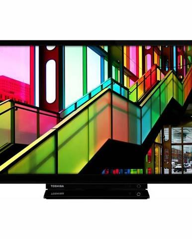 Televízor Toshiba 24W3163DG čierna