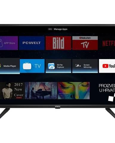 Televízor Vivax TV-40Le120t2s2sm čierna