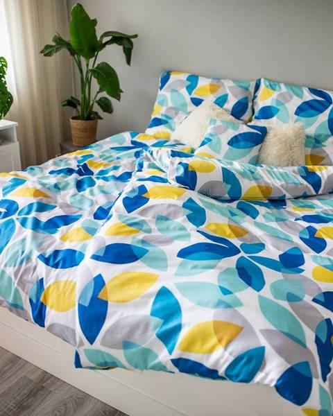 Altom Jahu Saténové obliečky Ema Spring, 140 x 200 cm, 70 x 90 cm