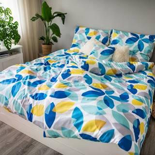 Jahu Saténové obliečky Ema Spring, 140 x 200 cm, 70 x 90 cm
