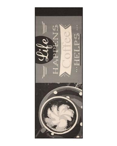 Sivý behúň Zala Living Cuisina, 67 × 180 cm