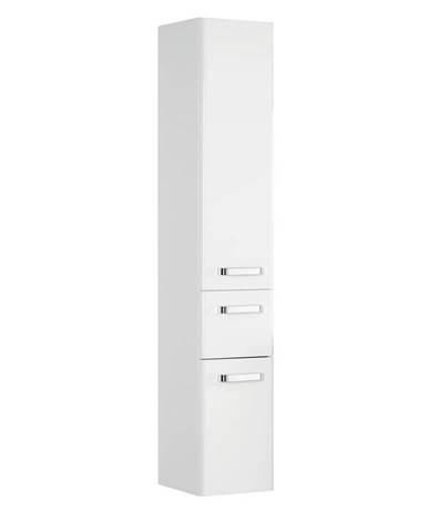 Sadena VYSOKÁ SKRIŇA, biela, 30/168/33 cm - biela