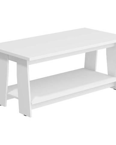 Konferenčný stolík Rack Biela
