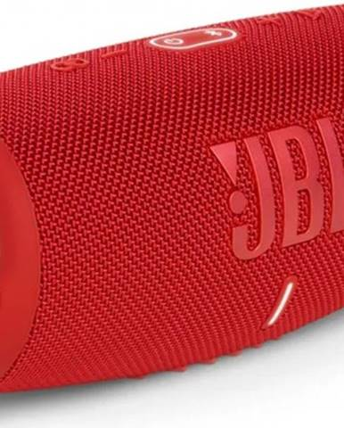 Bluetooth reproduktor JBL Charge 5 Red