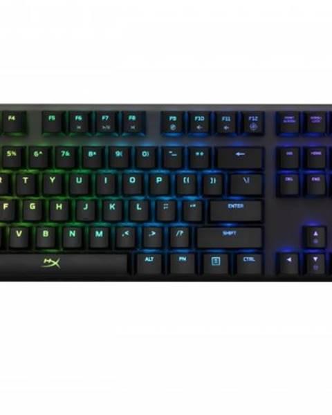 HyperX HyperX Alloy FPS RGB herní mech. klávesnice Silver Speed spínače