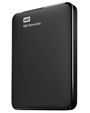 "Externí pevný disk 2,5"" Western Digital Elements Portable 3TB"