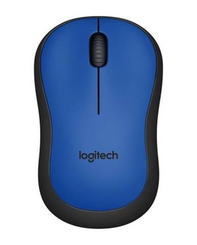 Logitech M220 Silent Mofor Wireless, modrá
