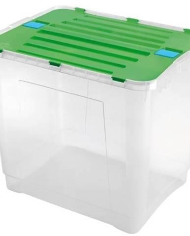Úložný box Heidrun HDR1644, DRAGON 100l, mix farieb