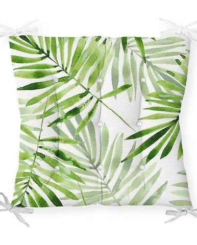 Sedák s prímesou bavlny Minimalist Cushion Covers Chamedorea, 40 x 40 cm