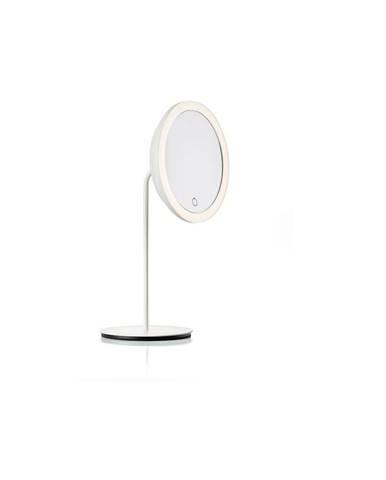Biele kozmetické zrkadlo Zone Eve, ø 18 cm