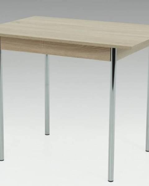 ASKO - NÁBYTOK Jedálenský stôl Köln I 90x65 cm, dub sonoma%