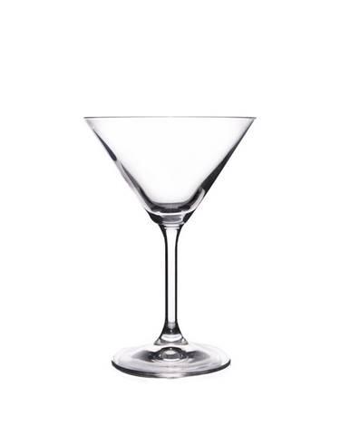 Crystalex 6-dielna sada pohárov na koktail LARA, 0,21 l