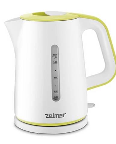 Rýchlovarná kanvica Zelmer ZCK7620G, 1,7l