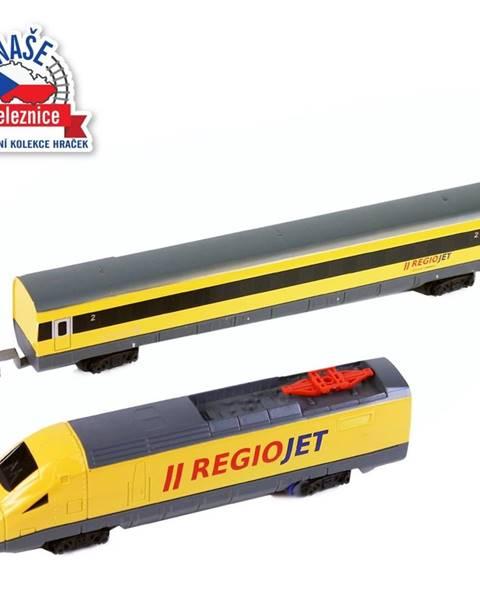 Rappa Rappa Vlak RegioJet so zvukom a svetlom, 53,5 cm