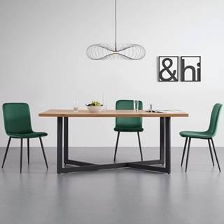 Jedálenský Stôl Avola Dub