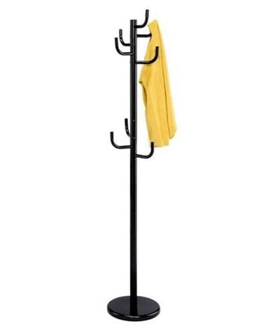 Kovový vešiak Emden čierna, 171 cm