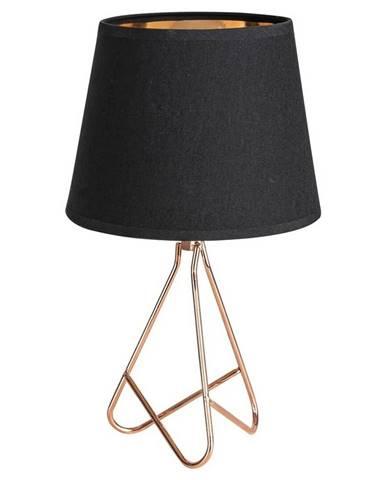 Rabalux 2774 Blanka stolná lampa, čierna