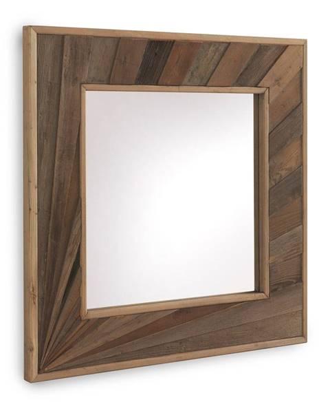 Geese Nástenné zrkadlo Geese Sunrays, 89 x 89 cm