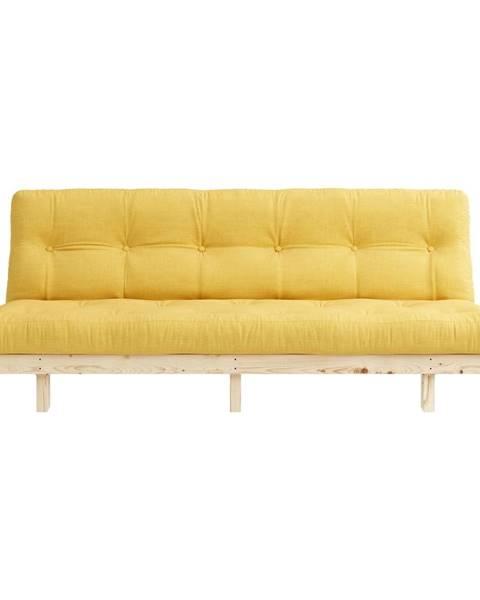 Karup Design Variabilná pohovka Karup Design Lean Yellow