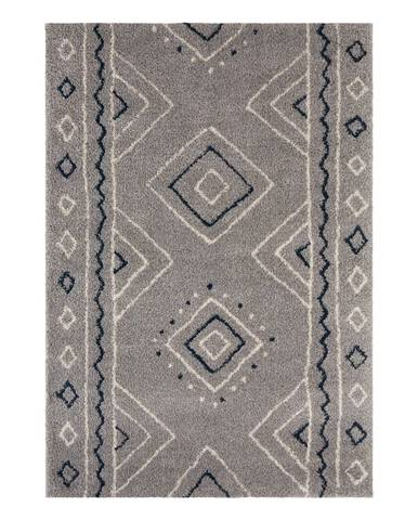 Sivý koberec Mint Rugs Disa, 80 x 150 cm
