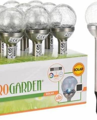 Lampa solárna GUĽA sklo