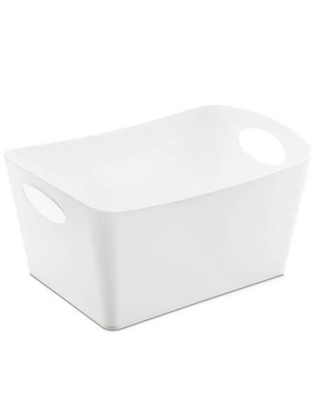Koziol Koziol Úložný box Boxxx biela, 3,5 l