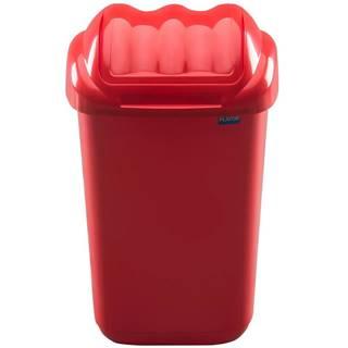 Odpadkový kôš FALA 15 l, červená