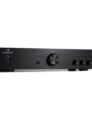 HiFi zosilňovač Auna AV2 – CD508, stereo,ušľachtilá oceľ,