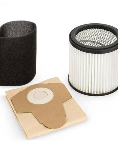 Waldbeck Lakeside Power, filtračná sada, papierové filtračné vrecko, motorový filter a penový filter, HEPA