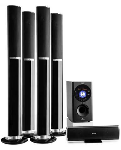 Auna Areal 652 5.1-kanálový surround systém 145W RMS bluetooth USB SD AUX