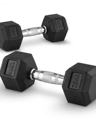 Capital Sports Hexbell 7,5, 7,5kg, dvojica krátkoručných činiek (dumbbell)